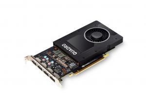 Leadtek nVidia Quadro P2000 videokártya - 5GB DDR5