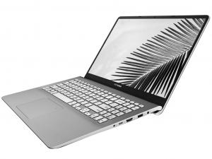 Asus VivoBook S530UN-BQ005 15.6 FHD, Intel® Core™ i7 Processzor-8550U, 8GB, 256GB SSD, NVIDIA GeForce MX150 - 2GB, linux, ezüst-fekete notebook