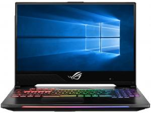 Asus Rog Strix Hero II GL504GM-ES155T 15.6 FHD, Intel® Core™ i7 Processzor-8750H, 16GB, 256GB SSD + 1TB HDD, NVIDIA GeForce GTX 1060 - 6GB, Win10, Fekete notebook