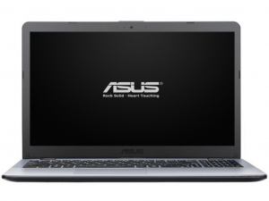 Asus VivoBook X542UN-DM227 15.6 FHD, Intel® Core™ i7 Processzor-8550U, 8GB, 256GB SSD, NVIDIA GeForce MX150 - 4GB, linux, szürke notebook
