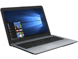 ASUS X540MA-GQ156T 15,6 HD/Intel® Dual Core™ N4000/4GB/500GB/Int. VGA/Win10/ezüst laptop