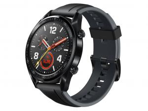 Huawei Watch GT Sport fekete sportóra