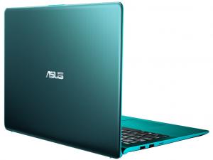 Asus VivoBook S530UN-BQ136 15.6 FHD, Intel® Core™ i7 Processzor-8550U, 8GB, 256GB SSD, NVIDIA GeForce MX150 - 2GB, linux, zöld notebook
