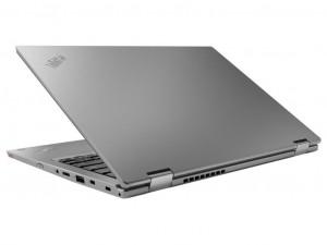 Lenovo Thinkpad L380 Yoga 20M7001FHV 13.3 FHD Touch IPS, Intel® Core™ i7 Processzor-8550U, 8GB, 256GB SSD, Win10P, ezüst notebook