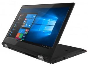 Lenovo Thinkpad L380 Yoga 20M7001BHV 13.3 FHD Touch + Pen, Intel® Core™ i5 Processzor-8250U, 8GB, 256GB SSD, Win10P, fekete notebook
