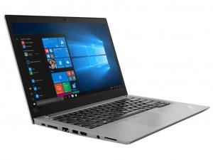 Lenovo Thinkpad T480s 20L7001THV 14 FHD IPS, Intel® Core™ i5 Processzor-8250U, 8GB, 256GB SSD, WWAN, Win10P, ezüst notebook