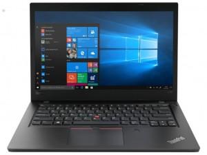 LENOVO THINKPAD L480, 14 HD, Intel® Core™ i5 Processzor-8250U, 4GB, 500GB, WIN10 PRO Fekete notebook