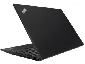 Lenovo Thinkpad T580 20L90023HV 15.6 FHD IPS, Intel® Core™ i7 Processzor-8550U, 8GB, 512GB SSD, Win10P, fekete notebook