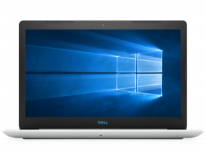 DELL G3 3579 15.6 FHD IPS, Intel® Core™ i7 Processzor 8750H, 8GB, 256GB SSD, Nvidia GTX 1050Ti - 4GB GDDR5, Win10H, fehér notebook