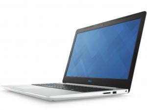 DELL INSPIRON G3 3579 15.6 FHD IPS, Intel® Core™ i7 Processzor 8750H, 8GB, 256GB SSD, Nvidia GTX 1050Ti - 4GB GDDR5, Win10H, fehér notebook