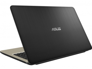 Asus VivoBook X540MA-GQ155T 15,6 HD, Intel® Dual Core™ N4000, 4GB, 500GB HDD, Intel® UHD Graphics 600, Win10, csokoládé fekete notebook