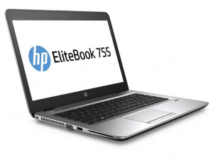 HP EliteBook 755 G5 15.6 FHD IPS - AMD Ryzen 7 2700U - 8 GB DDR4 - 512 GB SSD - AMD Radeon RX Vega 10 - Win10Pro - Ezüst notebook