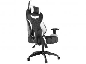Gamdias Achilles E2 L fehér-fekete gamer szék