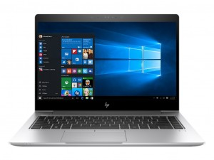 HP EliteBook 745 G5 14 FHD IPS - AMD Ryzen 7 2700U Quad-Core™ 2.20 GHz - 8 GB DDR4 SDRAM - 256 GB SSD - AMD Radeon RX Vega 10 - Win10P - Ezüst notebook
