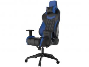 Gamdias Achilles E2 L kék-fekete gamer szék
