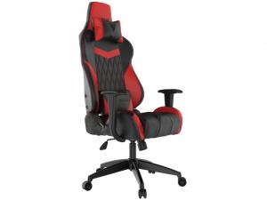 Gamdias Achilles E2 L piros-fekete gamer szék
