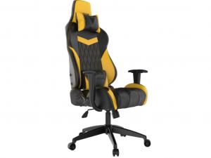 Gamdias Achilles E2 L sárga-fekete gamer szék