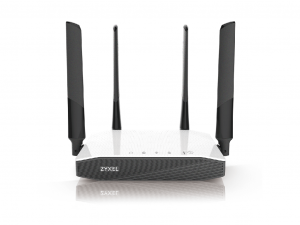 ZyXEL NBG6604 AC1200 Dual-Band Wireless Home Router