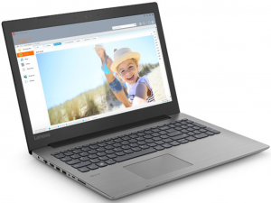 Lenovo IdeaPad 330-15IKBR 81DE00JJHV 15.6 FHD, Intel® Core™ i5 Processzor-8250U, 8GB, 1TB HDD, NVIDIA GeForce MX150 - 2GB, Dos, fekete notebook