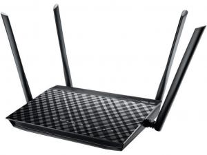 ASUS RT-AC1200/EU/13/P_EU Vezeték nélküli 300Mbps+867Mbps Router