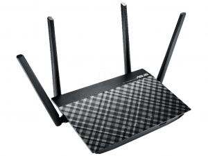 ASUS RT-AC58U/EU/13/P_EU Vezeték nélküli 400Mbps + 867Mbps Router