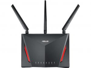 ASUS RT-AC86U/EEU/13/GB_EE Vezeték nélküli 750+2167Mbps Router