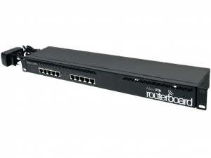 MikroTik RB2011iL-RM L5 128Mb Rack-es Smart router