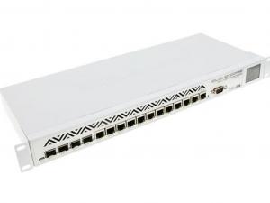 MikroTik CCR1036-12G-4S 12port GigabitEthernet 4xSFP - 36 magos CPU 16GB RAM - Cloud Core™ Router