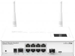 MikroTik CRS109-8G-1S-2HnD-IN 8port GigabitEthernet LAN SFP - router