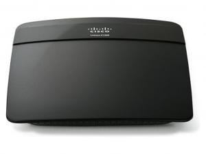 Linksys E1200 Vezeték nélküli 300Mbps Router