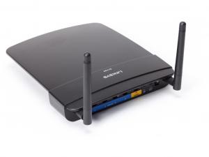 Linksys E1700 N300 Vezeték nélküli Router