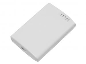 MikroTik PowerBox RB750P-PBr2 5x FastEthernet port (4xPoE out) kültéri vezetékes router