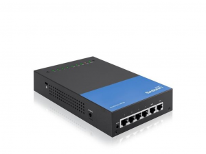 Linksys SMB LRT214 4port LAN 10/100/1000Mbps VPN Router