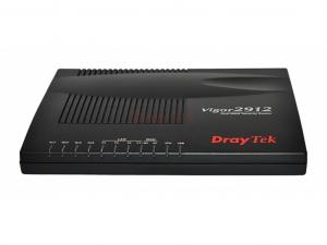 DrayTek Vigor 2912 vezetékes router és tűzfal