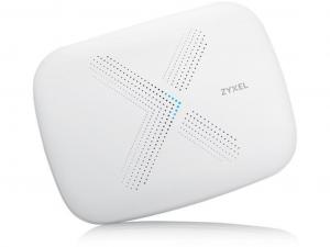 ZyXEL MULTY X háromsávos Wi-Fi MESH rendszer - AC3000