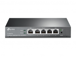TP-LINK TL-R600 vezetékes gigabit VPN Router