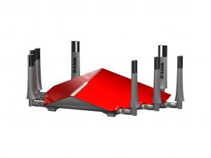 D-LINK DIR-895L AC5200 háromsávos vezeték nélküli router