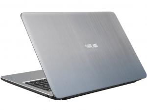 Asus VivoBook X540LA-XX988 15.6 HD - Intel® Core™ i3 Processzor-5005U - 4GB DDR3L - 1TB HDD - Int VGA - Linux - Ezüst notebook