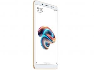 Xiaomi Redmi Note 5 32GB 3GB DualSim Arany Okostelefon