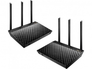 Asus Router AC1900Mbps RT-AC67U 2 Pack