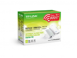 Tp-Link Powerline Extender Kit - TL-WPA4220 KIT