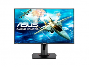 Asus VG278QR -27col Fekete FHD 16:9 165HZ 0.5ms WLED TN Monitor
