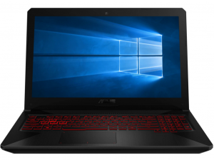 Asus FX504GD E41116T-G laptop