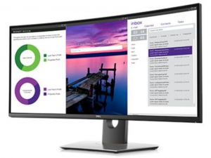 DELL U3419W - 34 Col - ultraszéles monitor