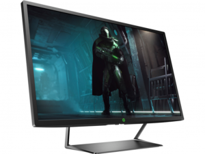 HP Pavilion gaming monitor - 32 - QHD