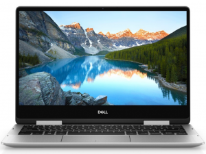 Dell Inspiron 7386 7386FI7WB2 13.3 FHD IPS Touch, Intel® Core™ i7 Processzor-8565U, 16GB, 256GB SSD, Win10H, ezüst notebook