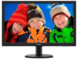Philips 243V5LHSB/00 - 23.6 Col - Full HD TFT monitor