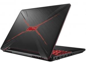 ASUS ROG TUF FX505GD-BQ104 15.6 FHD - Intel® Core™ i5 Processzor-8300H Quad-core - 8GB DDR4 - 1TB HDD - NVIDIA GeForce GTX1050 4GB GDDR5 - Dos - fekete notebook