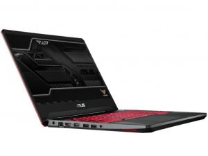 ASUS TUF FX505GE-BQ130 15.6 FHD - Intel® Core™ i5 Processzor-8300H Quad-core - 8GB DDR4 - 256GB SSD - NVIDIA GeForce GTX 1050 Ti 4 GB GDDR5 - Dos - Fekete notebook