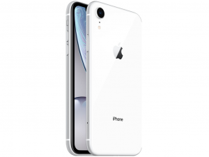 Apple iPhone XR 128GB 3GB Fehér Okostelefon